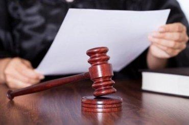 Рассказавшему онарушениях пресс-секретарю суда продлили арест