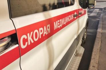 Петербуржец побил сотрудника скорой