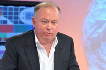 Телеведущий Караулов просит уКолокольцева защиты отсвоей молодой жены