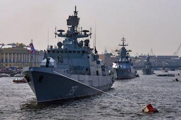 Юбилей атомного подводного флота отметили вПетербурге
