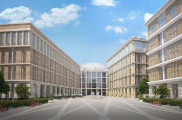 Китайцам продадут бывшие правительственные здания вПетербурге