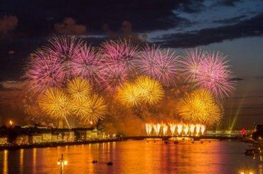 Стала известна программа празднования юбилея Петербурга