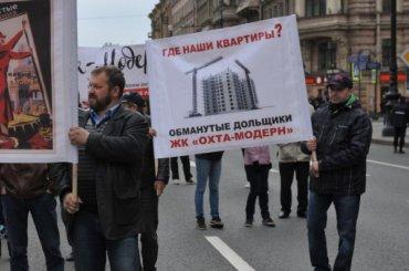 ДолгостройЖК «Охта Модерн» отдали другой компании