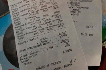 Средний чек вПетербурге снизился на8,7%