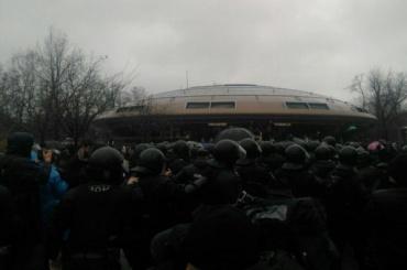 ЕСПЧ зарегистрировал жалобу задержанной наакции «Надоел» вПетербурге