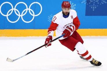 Ковальчук признан самым ценным игроком Олимпиады