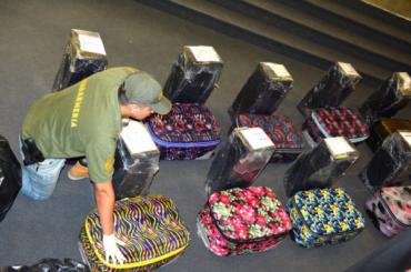 Почти 400кг кокаина нашли вшколе Аргентины при посольствеРФ