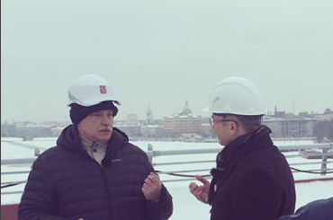 Полтавченко заявил овозможном участии ввыборах