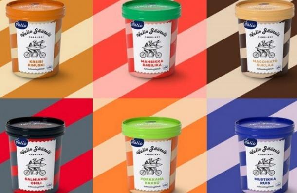 Финская компания будет продавать знаменитое мороженое вПетербурге