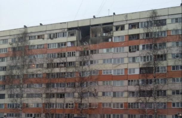 Город поможет пострадавшим после взрыва вКрасносельском районе