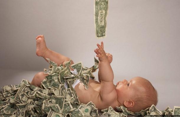 Эксперты подсчитали, сколько стоит растить ребенка вПетербурге