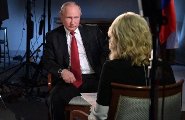 Журналистка NBC поделилась впечатлениями отобщения сПутиным