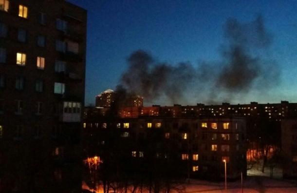 Петербуржцы сообщают овзрыве газа наБухарестской