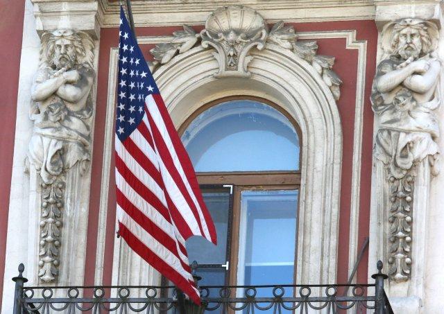 Закрытие генконсульства США в СПб 4