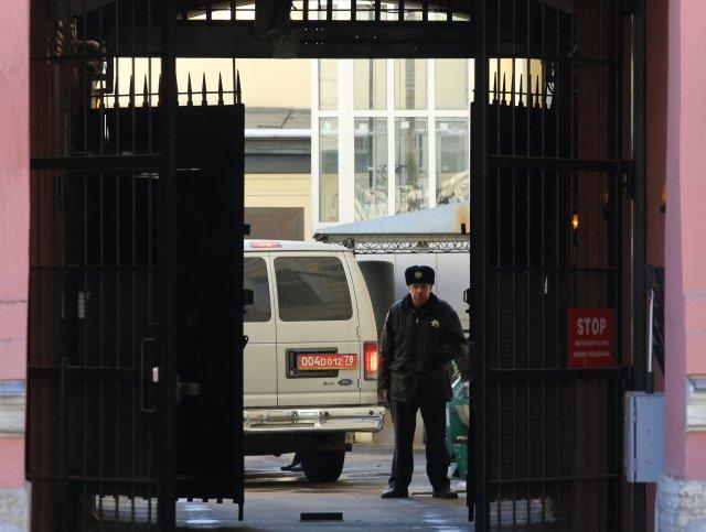 Закрытие генконсульства США в СПб 1