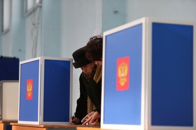 Выборы президента России в Петербурге 18 марта 2018  20