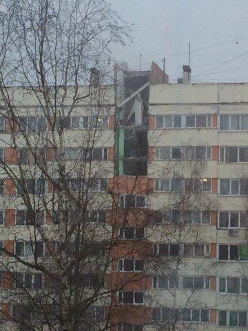 Взрыв в доме в Петербурге на Народного Ополчения, 13.03.18  5