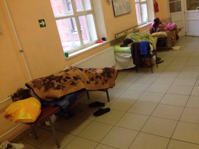покровская больница 3