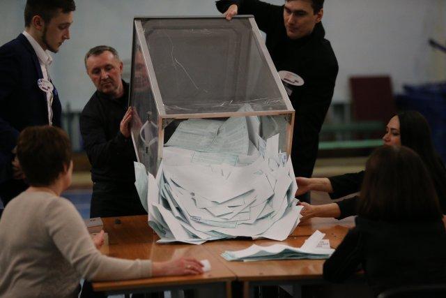 Выборы президента России в Петербурге 18 марта 2018  27