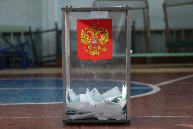 Выборы президента России в Петербурге 18 марта 2018  1