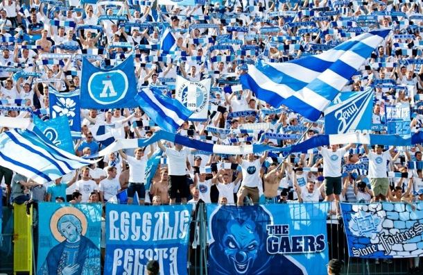 Фанаты «Зенита» выступили собращением перед игрой с«Лейпцигом»