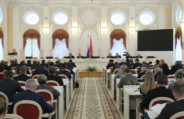 Полтавченко объявил  оросте малого исреднего бизнеса вПетербурге