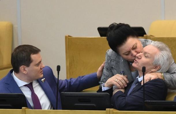 Раиса Кармазина заявила, что еёникто не«домагивался»