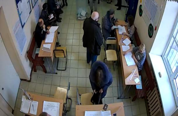 Наблюдатели назвали районы Петербурга снаибольшим количеством нарушений навыборах