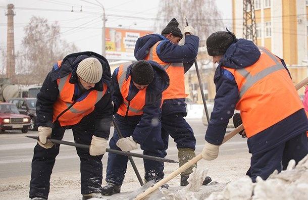 Петербургские предприниматели будут отвечать зауборку