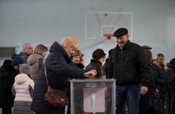 Поступило 180 жалоб нанарушения навыборах вПетербурге