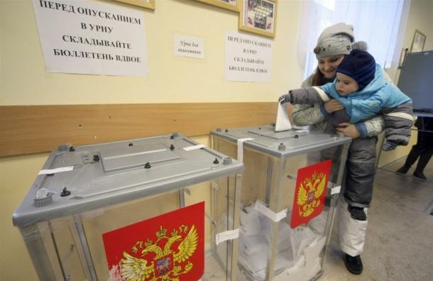 Почти четверть миллиона петербуржцев будет голосовать непоместу жительства