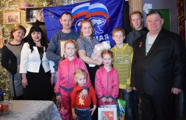 Россия родилась вВоронежской области