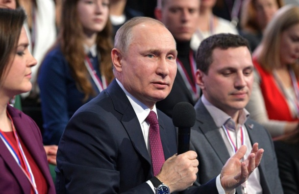 Путин хотелбы предотвратить развал СССР