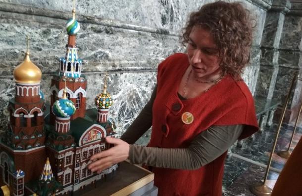 Спас наКрови стал доступен для незрячих