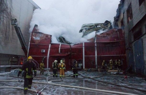 Дело опожаре вRock Town направили всуд