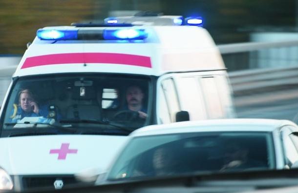 Три человека пострадали вДТП вКрасносельском районе