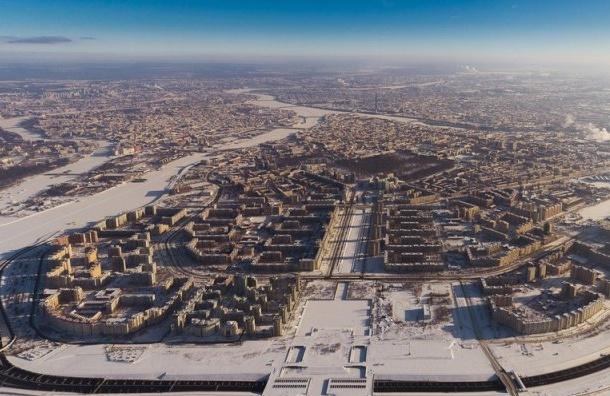 Минстрой поддержал идею создать наСмоленке парк