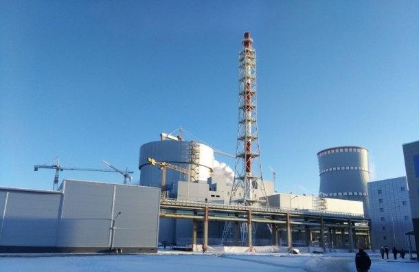 Сверхмощный ленинградский энергоблок сдали вопытно-промышленную эксплуатацию