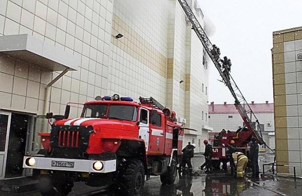 Поделу опожаре вКемерово допросили владельца идиректора ТРЦ