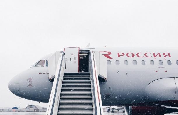 Рейс Лондон-Петербург задержался из-за рабочего аэропорта, попавшего под шасси самолета