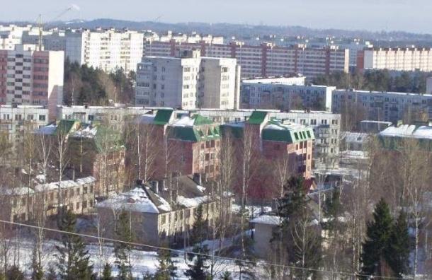 Электричку вСертолово предложили пустить изПетербурга