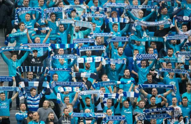 УЕФА может наказать «Зенит» заповедение болельщиков вматче с«Лейпцигом»