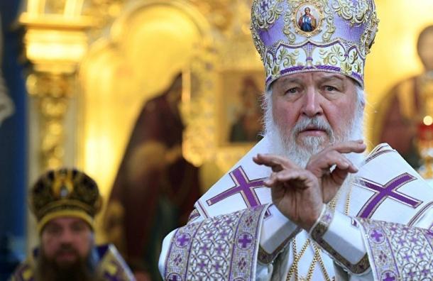 Патриарх Кирилл завел аккаунт вInstagram