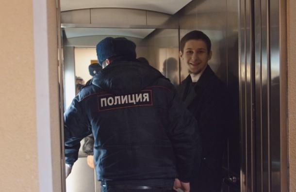 Задержан очередной волонтер штаба Навального
