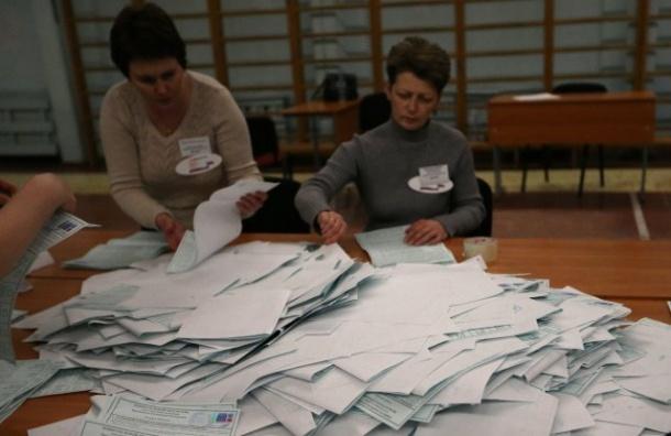 Избирком Петербурга остался без премий из-за выборов 2018