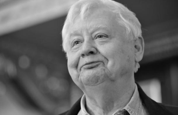 Олег Табаков скончался вМоскве