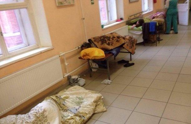 Полтавченко просит врачей быть вежливее спетербуржцами