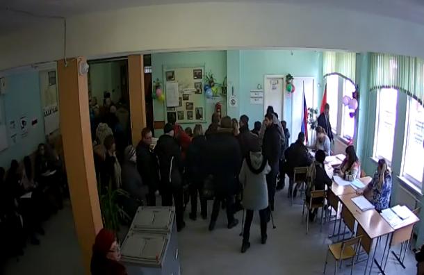 Петербурженку открепили отучастка без еёведома идали проголосовать