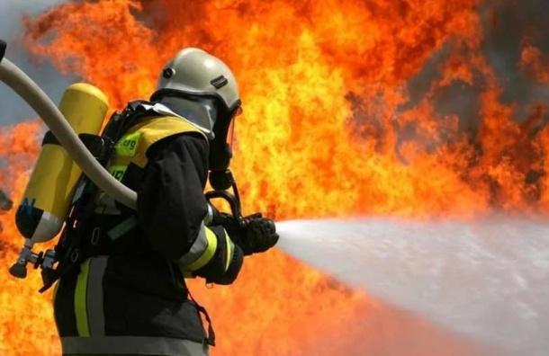 Два человека сгорели вгараже наСофийской