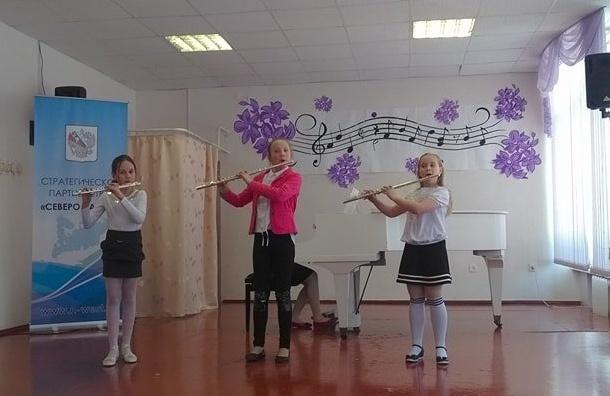 Звезды Мариинки услышали детей изпровинции